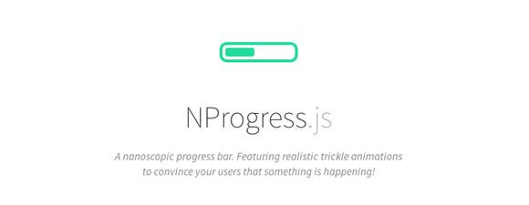 NProgress
