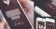 iPhone Music Player UI Mockup